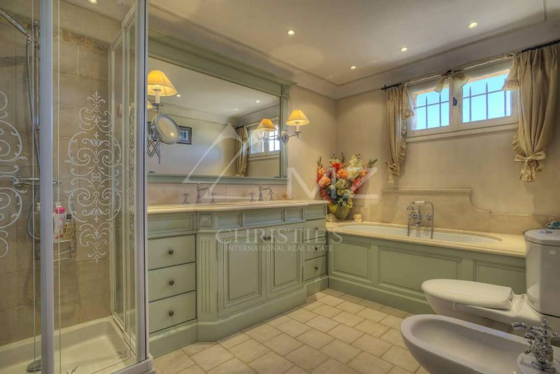 Cannes Backcountry - Charming villa with sea view - photo10
