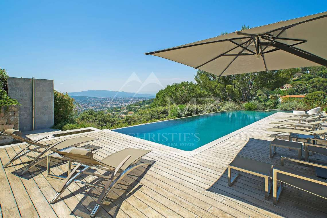 Cannes - Californie - Villa Contemporaine - photo8