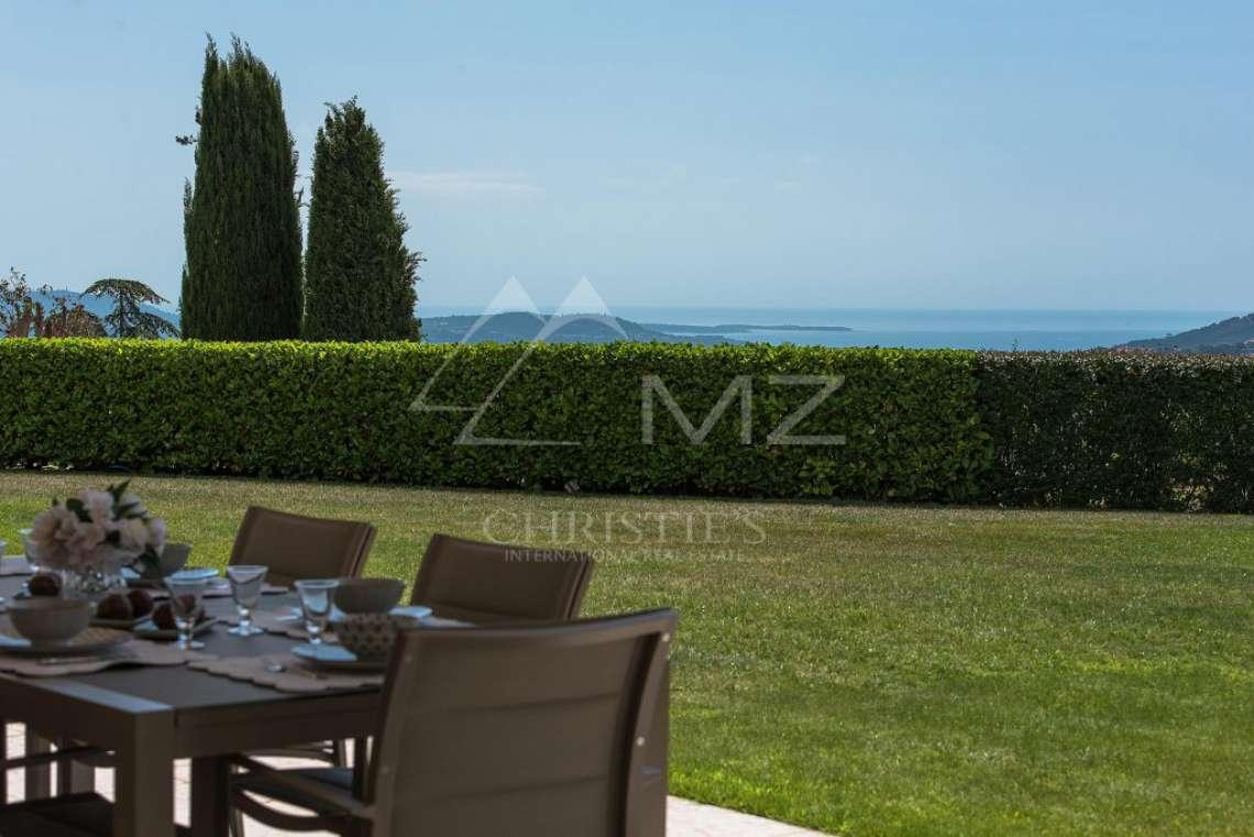 Arrière-pays cannois - Villa d'architecte avec vue panoramique - photo5