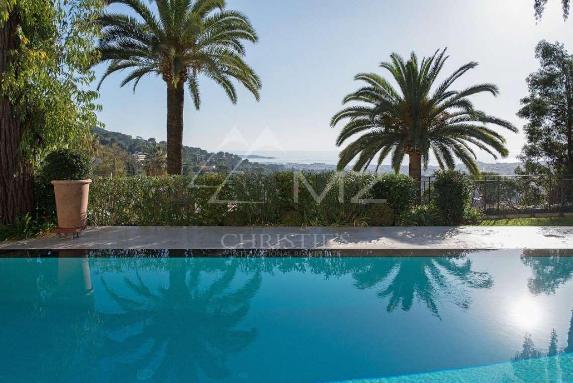 Cannes - Sur les hauteurs - Vue mer panoramique - photo5