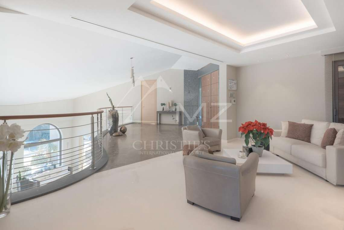 Saint-Jean Cap Ferrat - Luxurious sea view villa - photo4