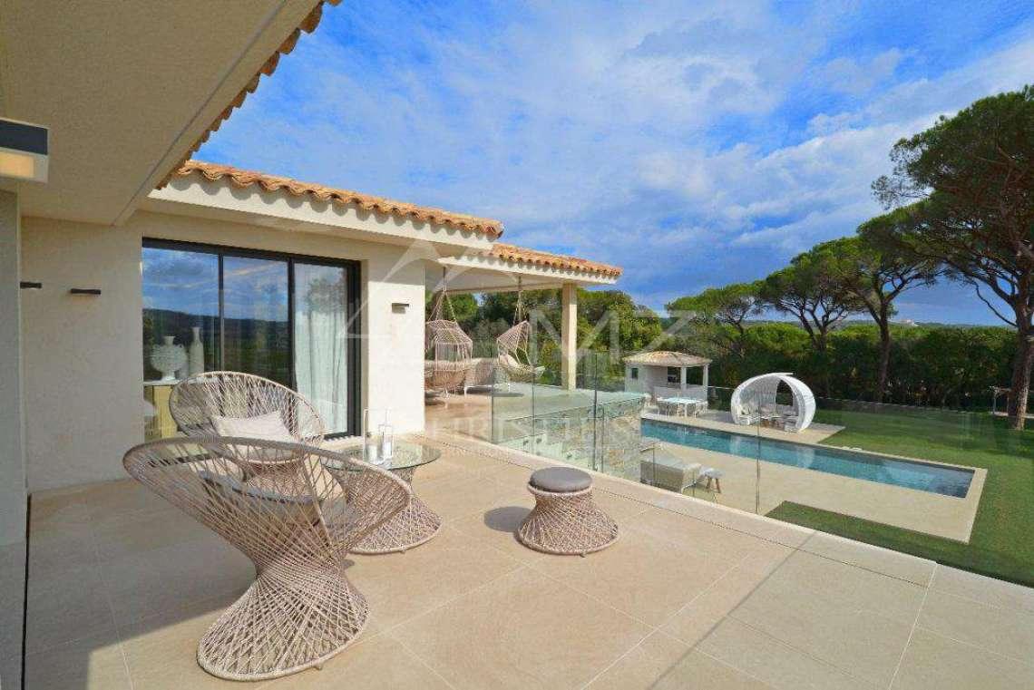 Beautiful villa between Pampelonne and Saint-Tropez - photo2