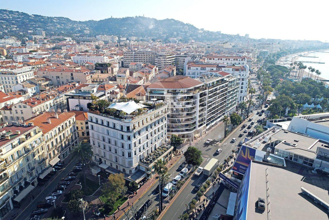 Cannes - Croisette - Penthouse - photo14