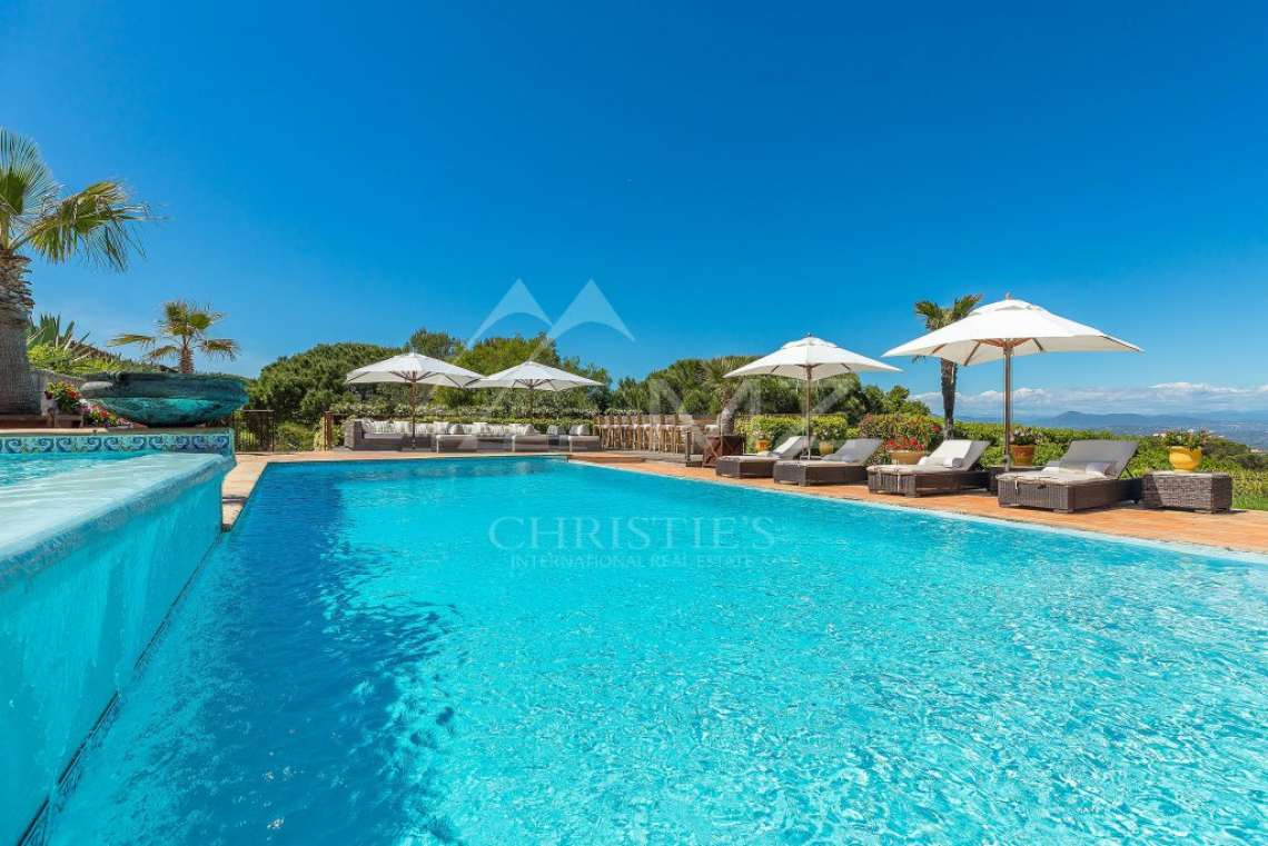 Close To Saint-Tropez - Magnificent Property with fantastic view onto Pampelonne - photo20