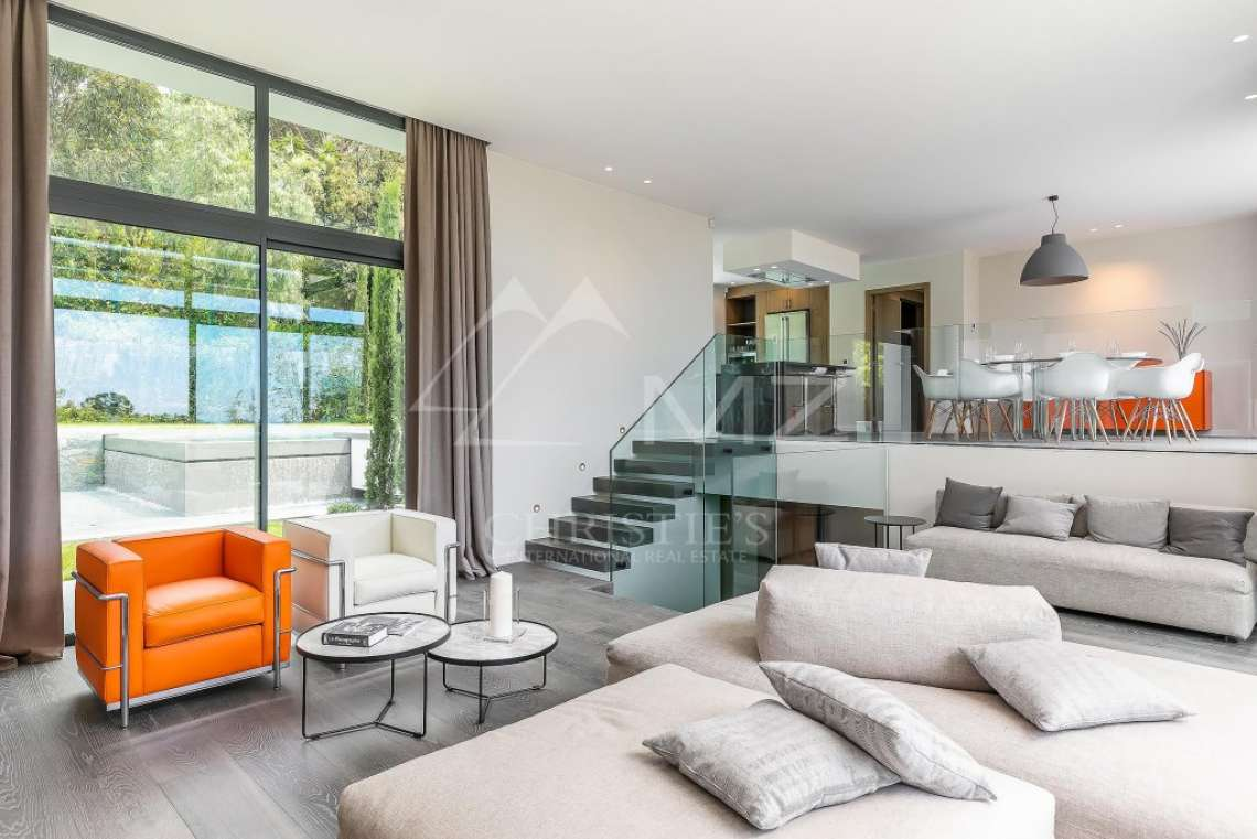 Super Cannes - Rare new property of architect - photo5