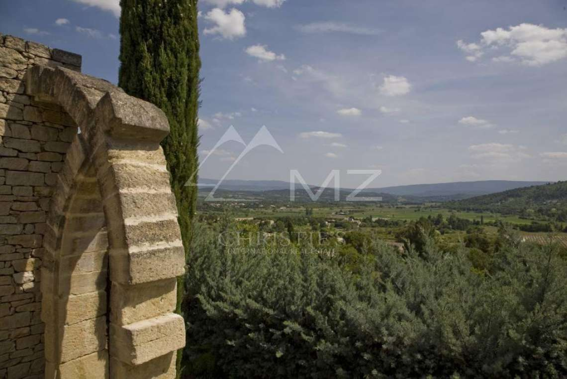 Gordes - Amazing and exceptional spot with panoramic view - photo7