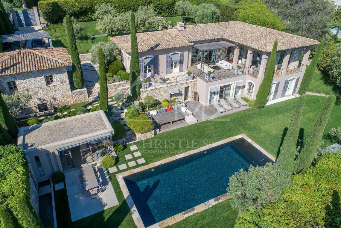 Cannes - Somptuous mansion with panoramic sea views - photo15