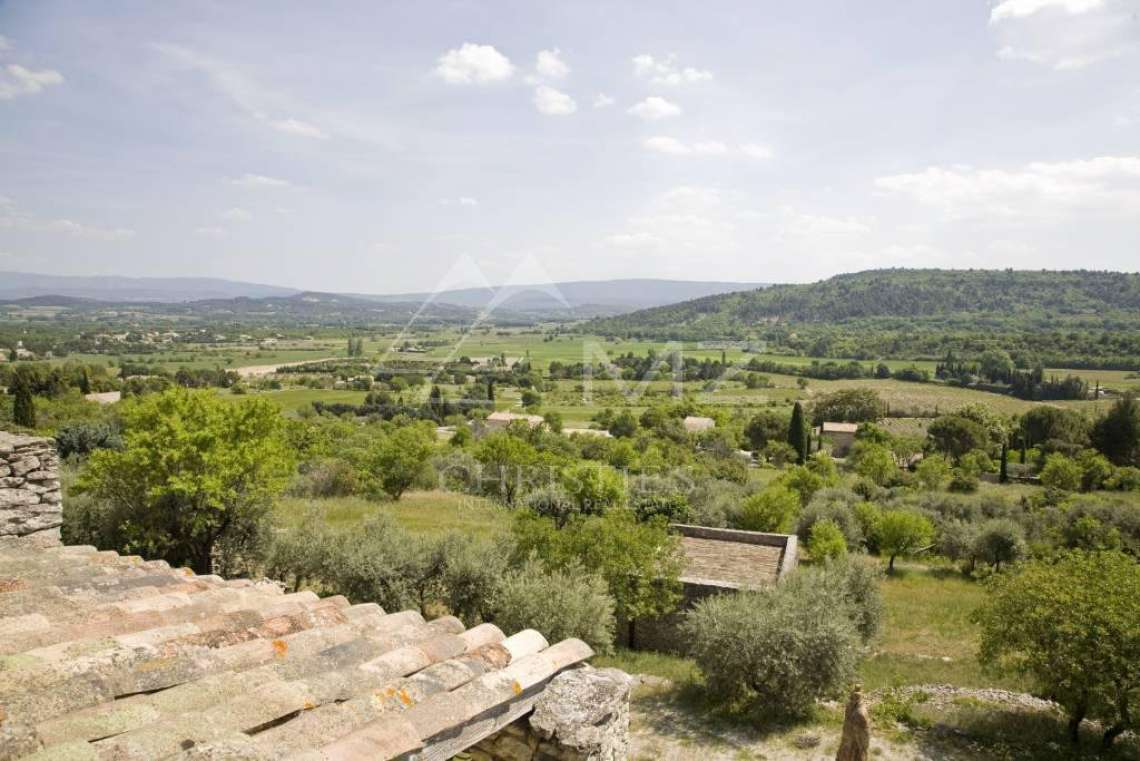 Gordes - Amazing and exceptional spot with panoramic view - photo2