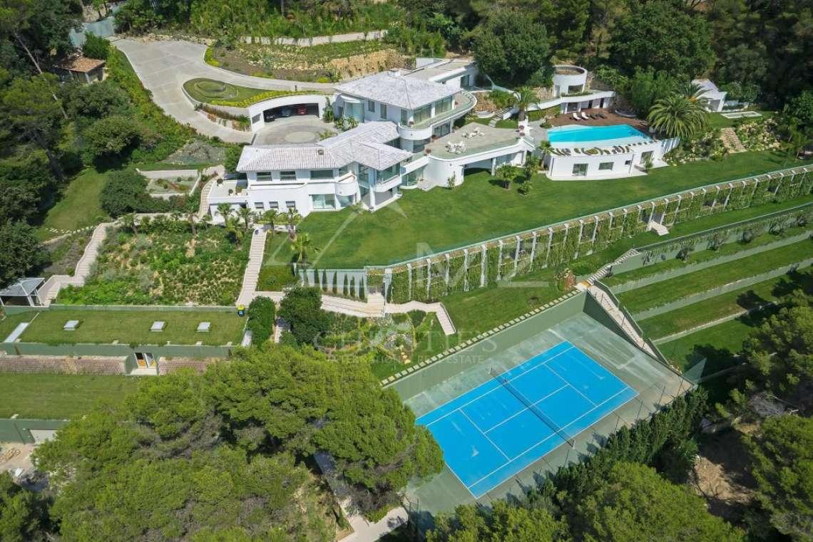 Cannes - Californie - Villa prestigieuse entièrement rénovée - photo8