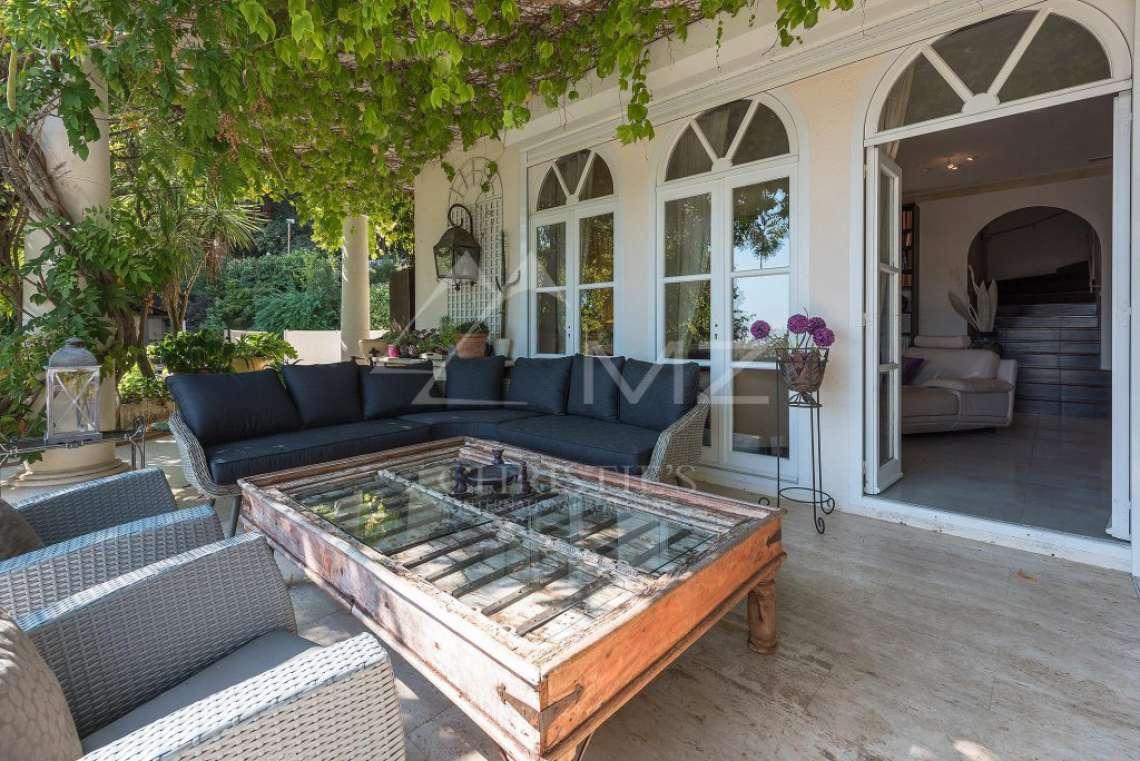 Proche Saint-Paul de Vence  - Ravissante villa de style colonial - photo3