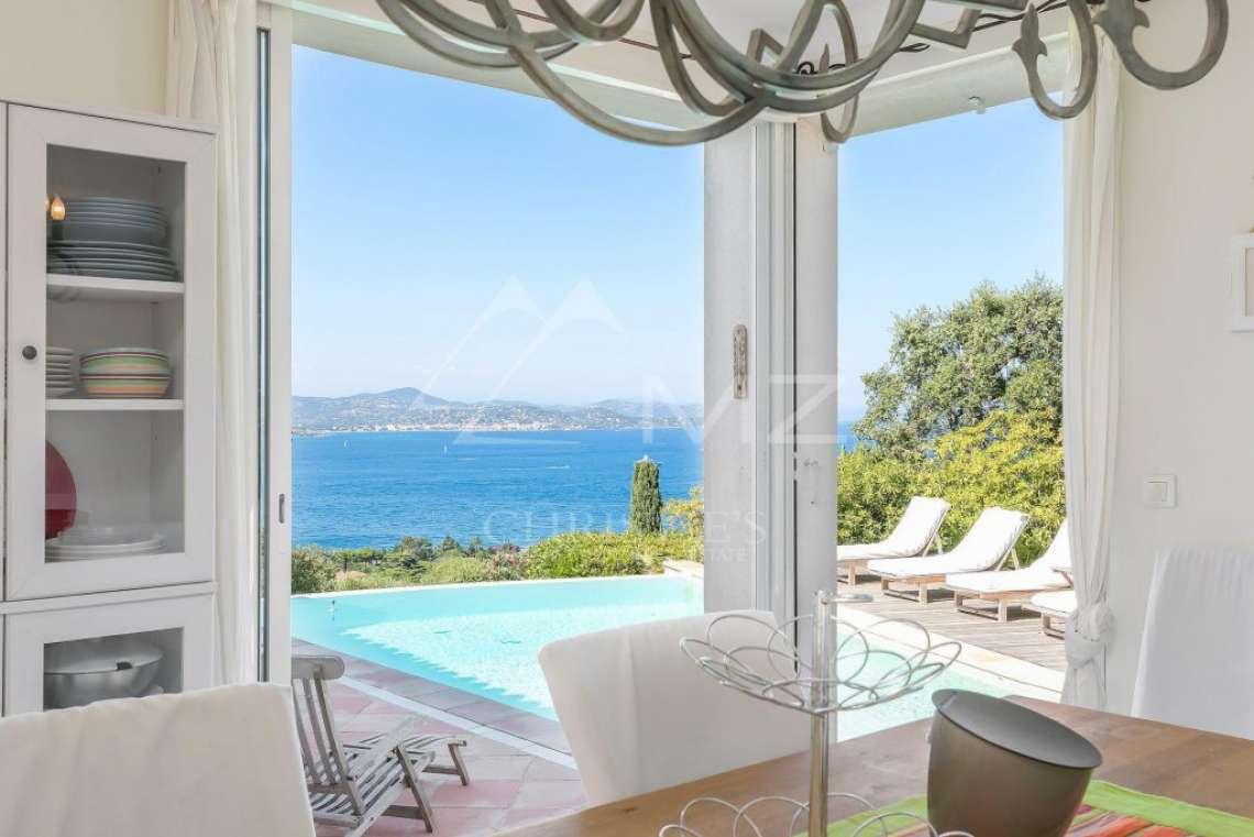 Proche Saint-Tropez - Vue mer panoramique - photo9