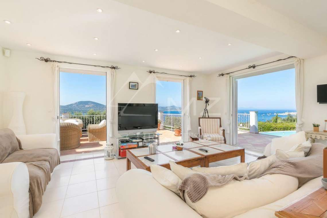 Near Saint-Tropez - Panoramic sea view - photo6