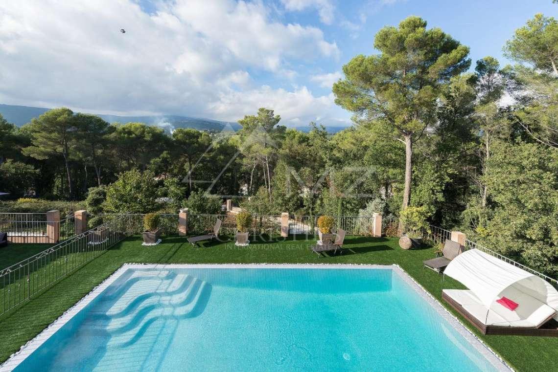 Arrière-pays cannois - Villa moderne proche commodités - photo4