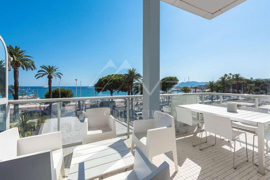 Cannes - Croisette - Somptueux appartement - photo1