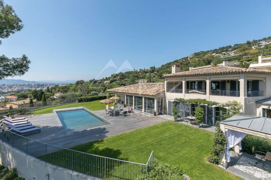 Cannes Californie - Vue mer - photo24
