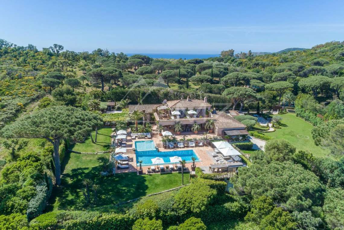 Close To Saint-Tropez - Magnificent Property with fantastic view onto Pampelonne - photo1