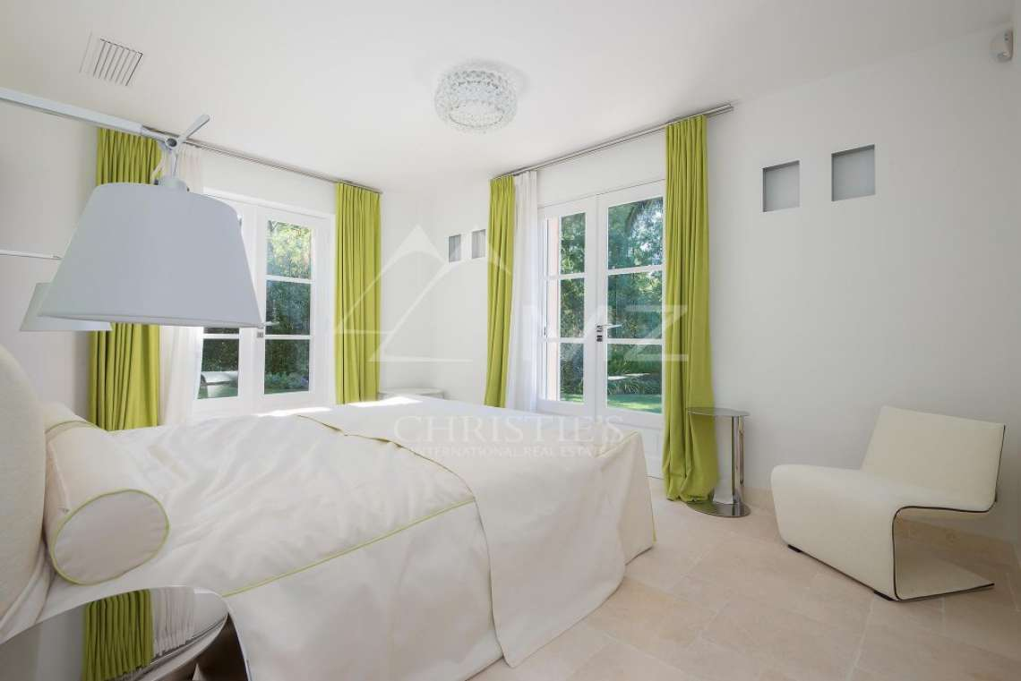 Saint-Tropez - Nice contemporary villa - photo10