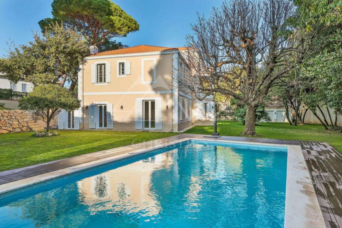 Antibes - Beautiful bourgeois house - photo2