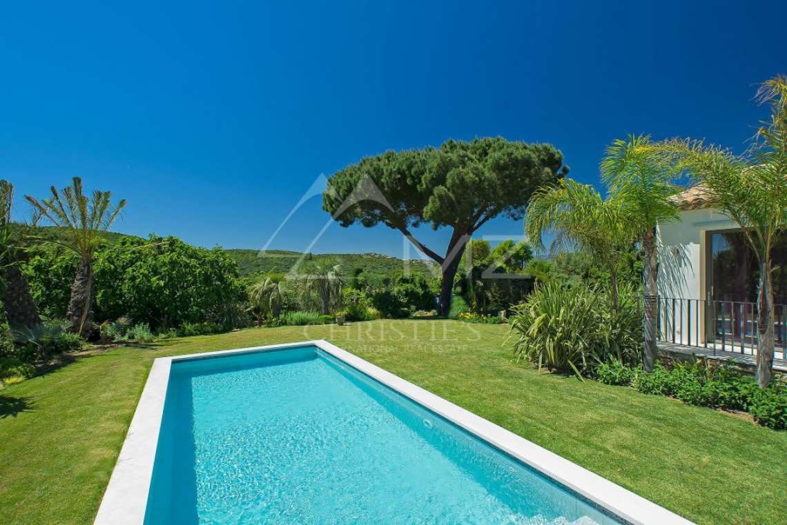 Saint-Tropez centre - Villa contemporaine - photo2