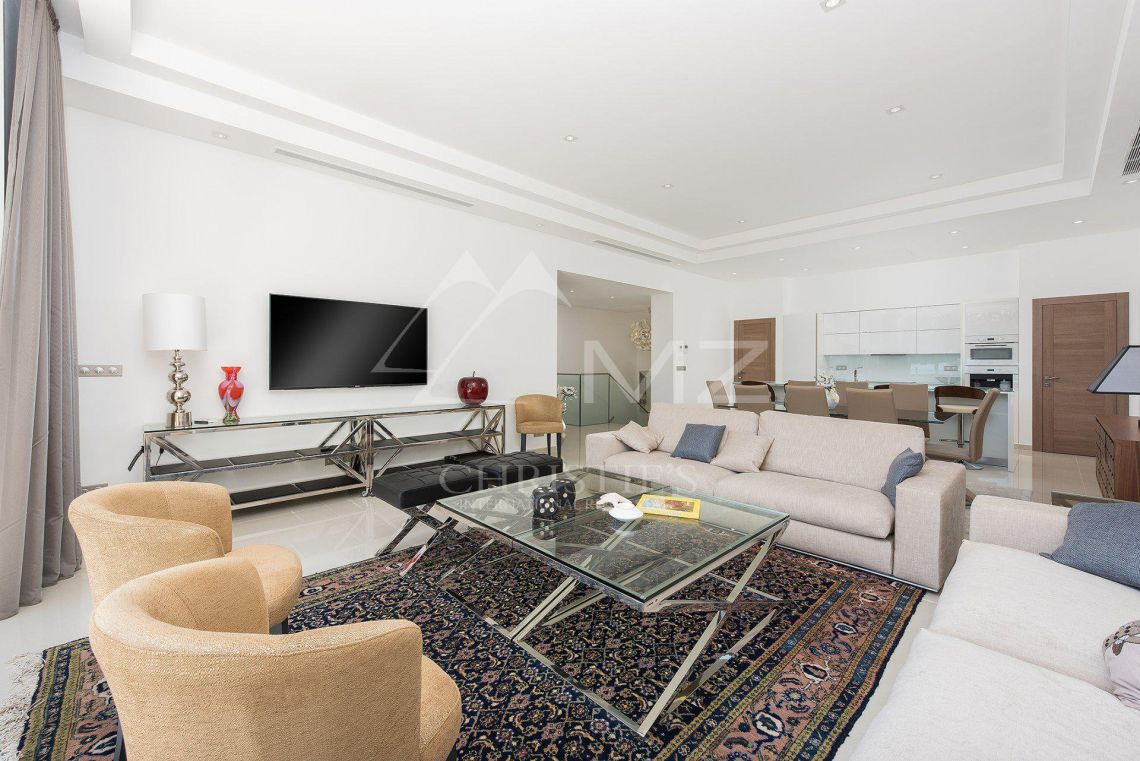 Cannes - Croisette - Villa-Apartment with panoramic sea views - photo12