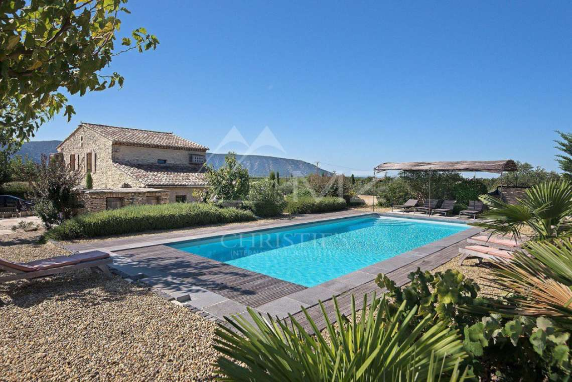 Gordes - Charming fully restored farmhouse - photo5