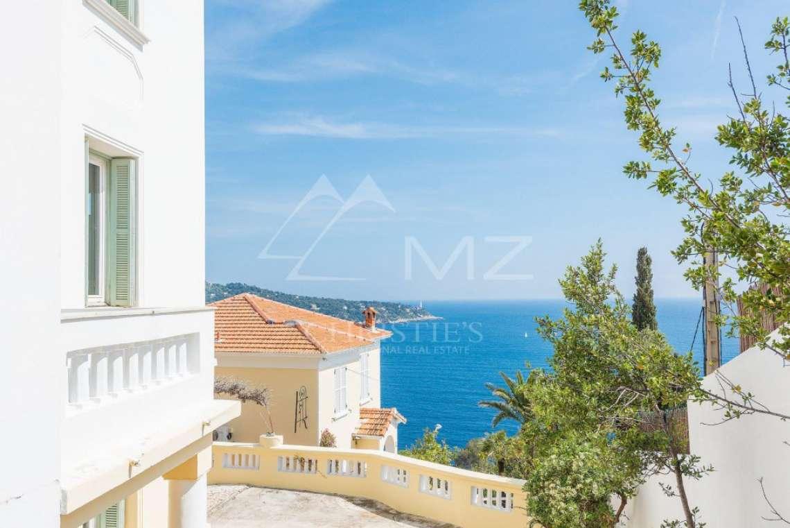 Cap de Nice - Superb villa-apartment - photo2