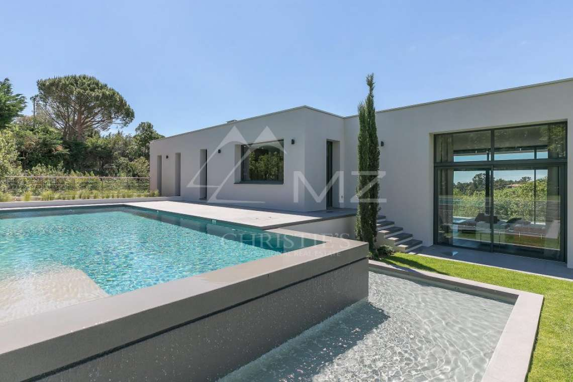 Super Cannes - Rare new property of architect - photo3