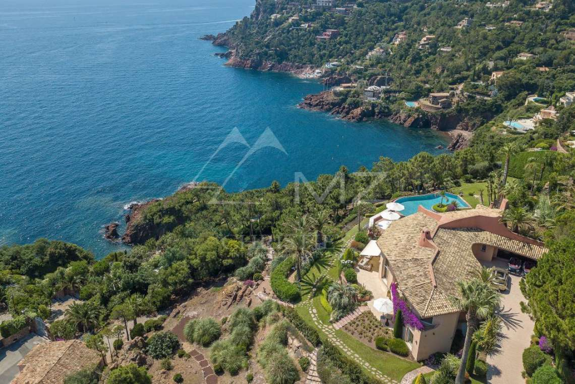 Théoule-sur-Mer - Exceptional property - photo2