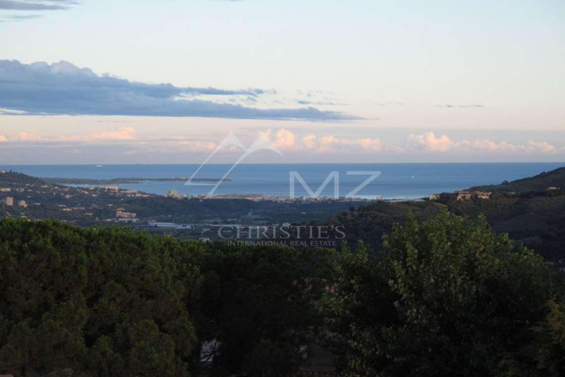 Arrière-pays cannois - Villa d'architecte avec vue panoramique - photo17