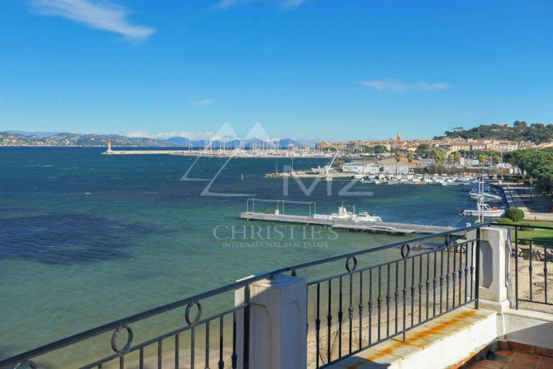 Saint-Tropez - Exceptionnel pieds dans l'eau - photo1