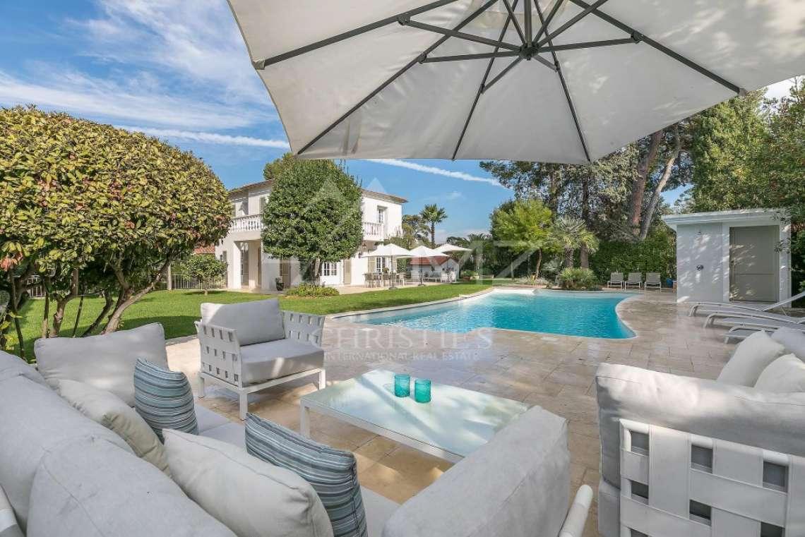 Cap d'Antibes - Villa moderne - photo2