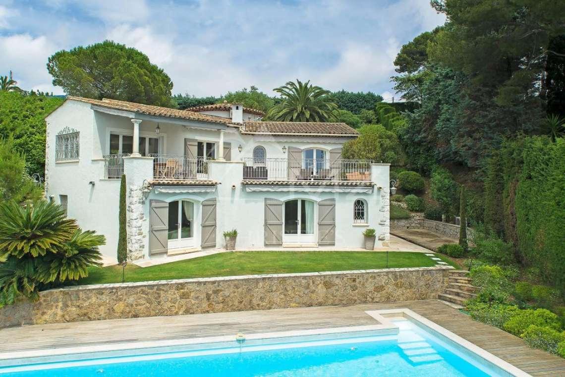 Proche Cannes - Sur les hauteurs - Quartier résidentiel et calme - photo1