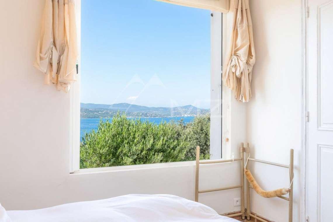 Proche Saint-Tropez - Vue mer panoramique - photo11