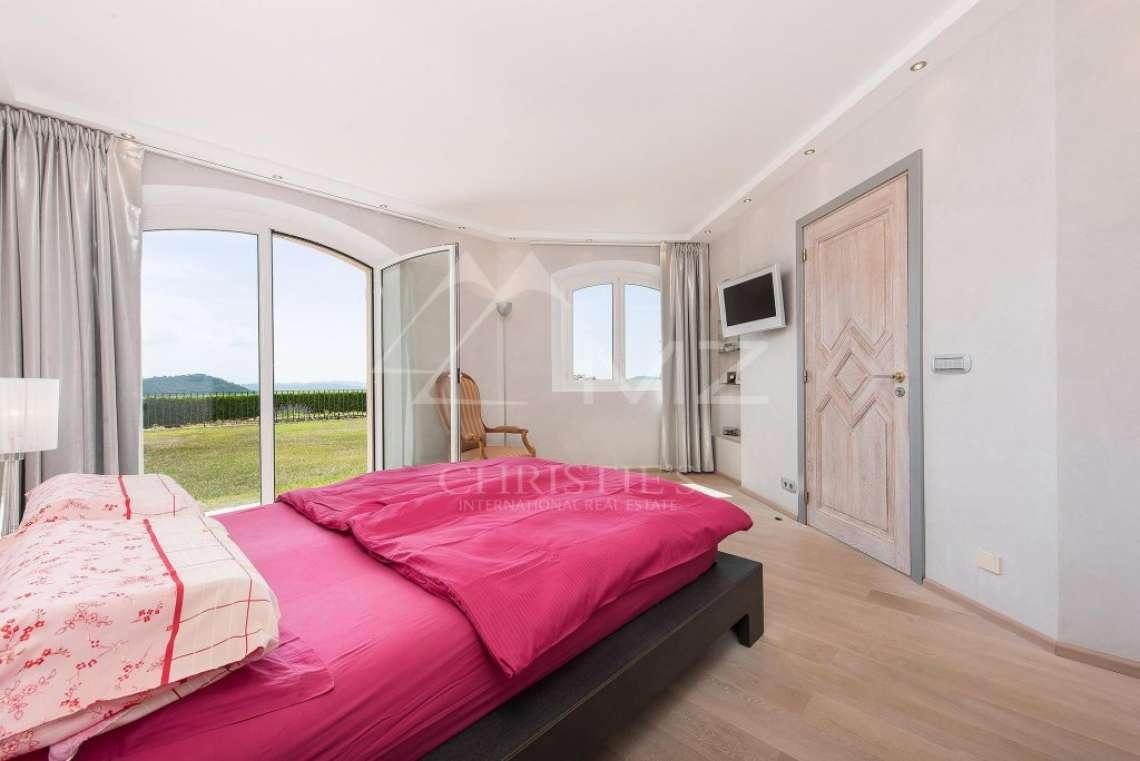 Arrière-pays cannois - Villa d'architecte avec vue panoramique - photo15