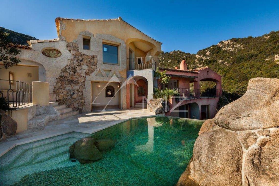 Italie - Porto Cervo - Charmantes villas neuves - photo1