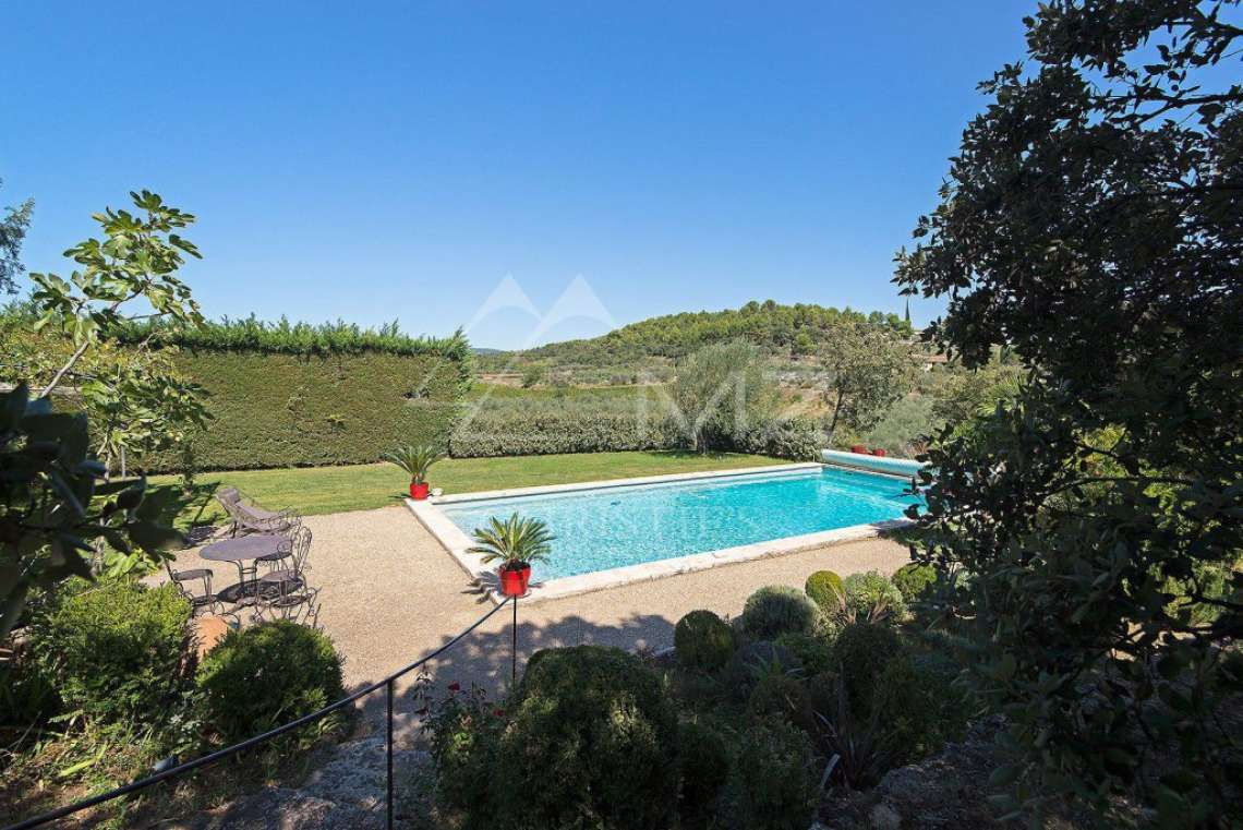 Gordes - Gorgeous stone house with amenities - photo5
