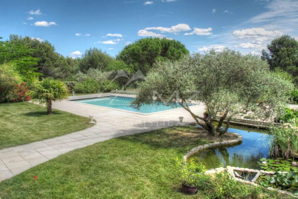 Proche Lourmarin - Magnifique villa - photo3