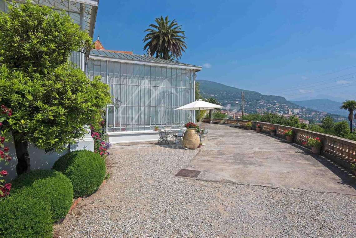 Cannes backcountry - Exceptional mansion - photo20
