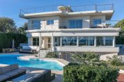 Cap d'Antibes - Villa contemporaine avec vue mer panoramique - photo1