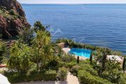 Theoule sur Mer - Rare - True Waterfront Property - Panoramic sea view - photo6