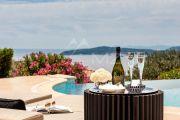 Cap d'Ail - Magnificient Sea view villa with services - photo19