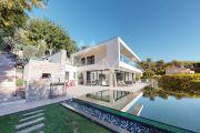 Proche Cannes - Mandelieu Les Termes - Villa contemporaine neuve - photo5