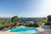 Close to Saint-Paul de Vence - Provençal style property with panoramic seaview - photo2