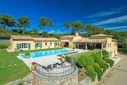 Mougins - Majestueuse villa néo-provençale - photo1