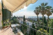 Cannes - Californie - Bel appartement avec magnifique vue mer - photo1