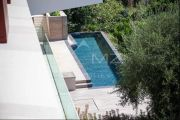 Villefranche sur mer - Luxury contemporary villa with overlooking view over the bay - photo15