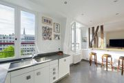 Paris 8 - Triangle d'or - Dernier étage - photo10