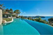 Villefranche-sur-Mer  - Villa contemporaine avec vue mer - photo1