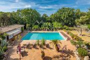 Close to Saint-Tropez - Charming south facing luminous property with 3800m land - photo3