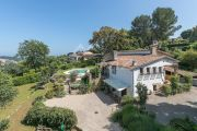Arrière pays cannois - Belle villa d'architecte - photo11